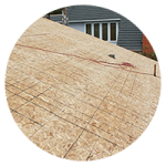 plywood roof repairs