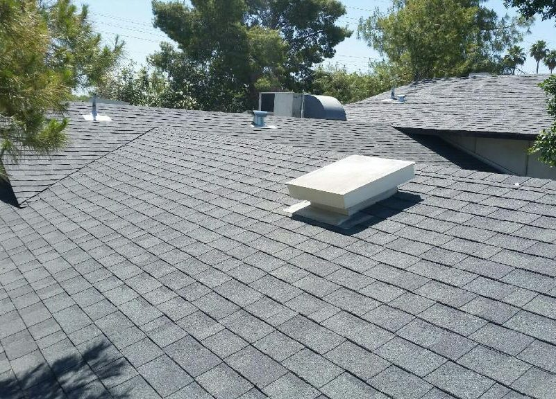 shingle roofing services in mesa